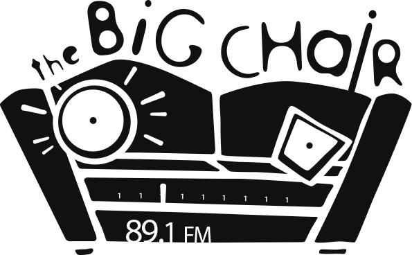 The Big Chair Radio logo